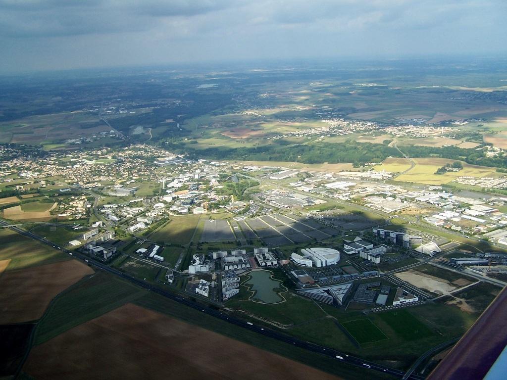 Vues aériennes du Parc 10825