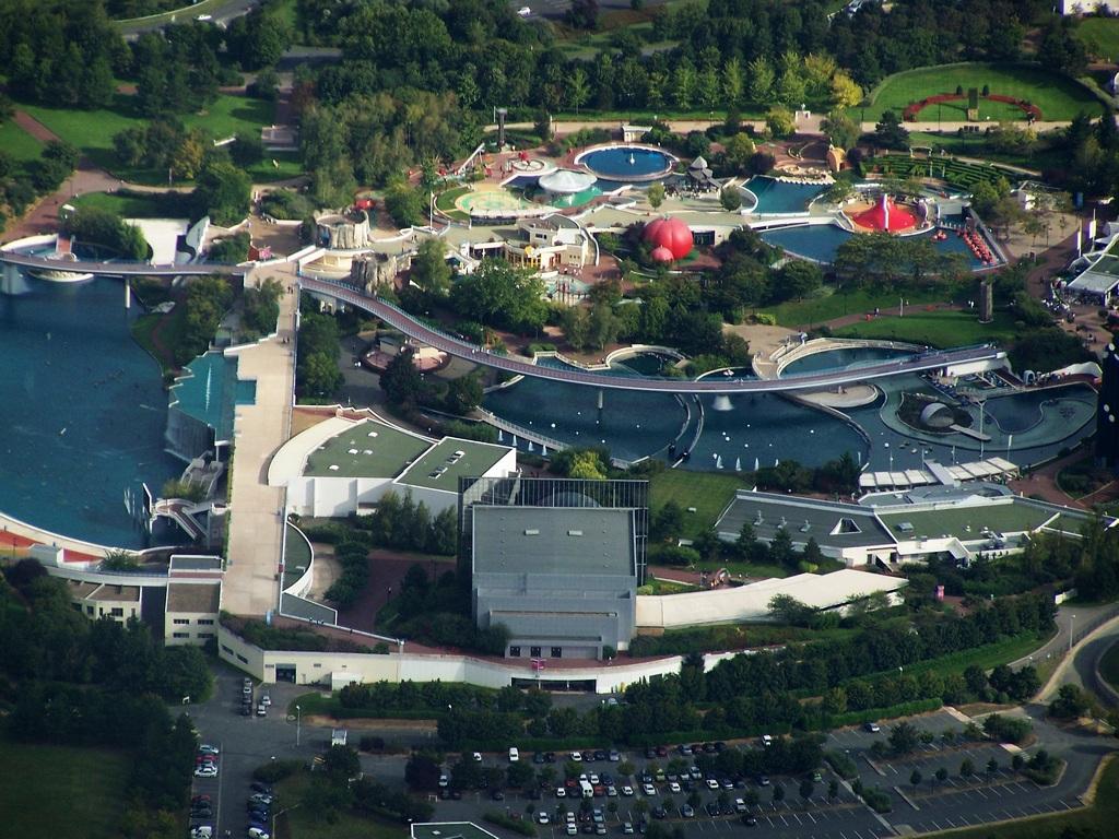 Vues aériennes du Parc 10826