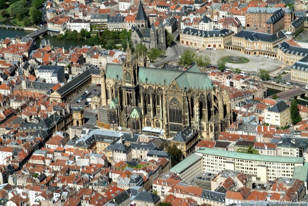 Centre Ville De Strasbourg Carte