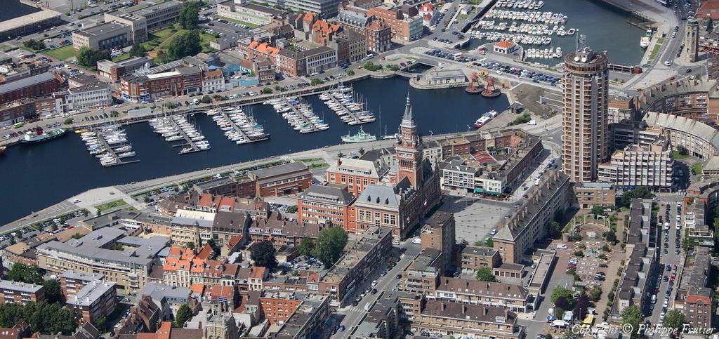 Photo a rienne de france la france vue du ciel survol de france - Office du tourisme de dunkerque ...
