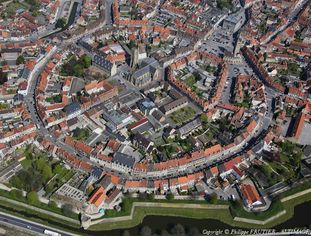 N De Boulogne Sur Mer Plan Ville