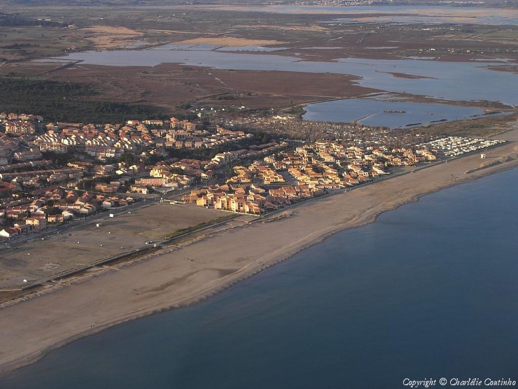 Photo a rienne de france la france vue du ciel survol - Saint pierre la mer office du tourisme ...