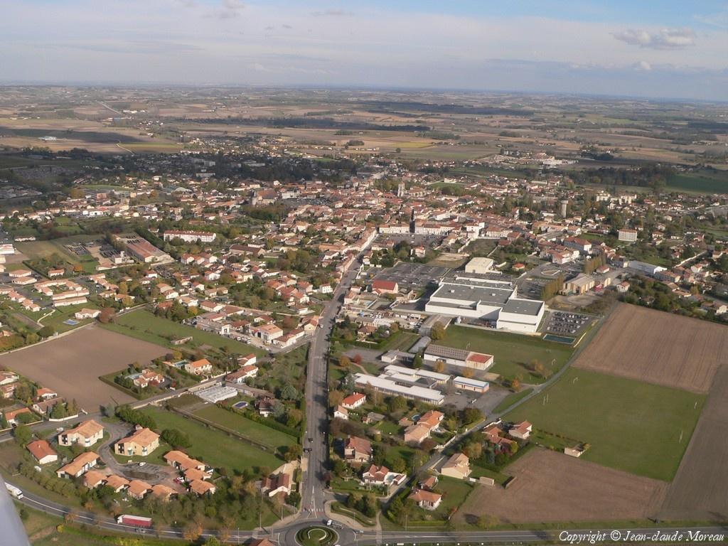 Barbezieux-Saint-Hilaire #