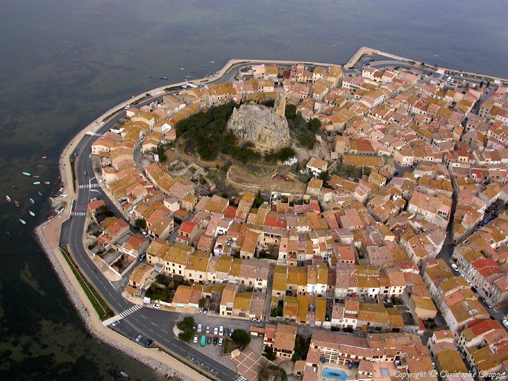Photo a rienne de france la france vue du ciel survol de france - Office du tourisme de gruissan ...