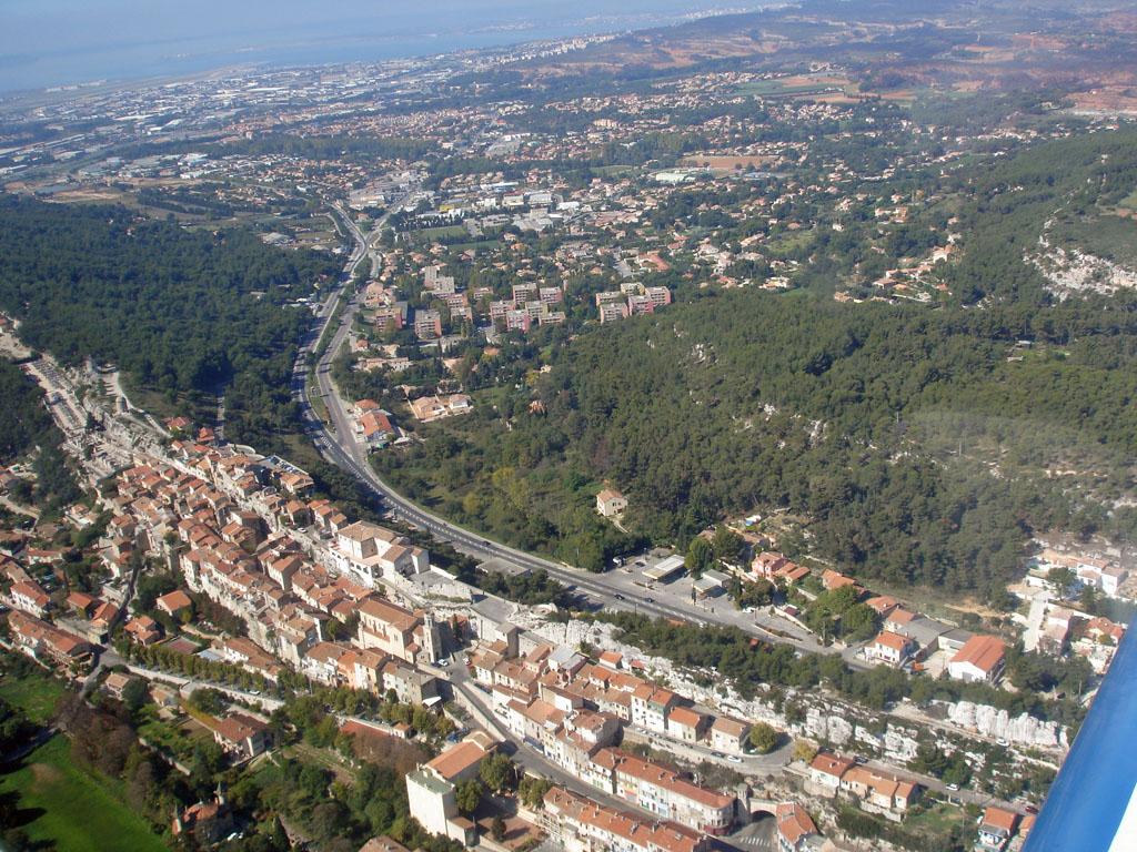 Les Pennes-Mirabeau France  city photos gallery : Photo aérienne de Les Pennes Mirabeau Bouches du Rhône 13