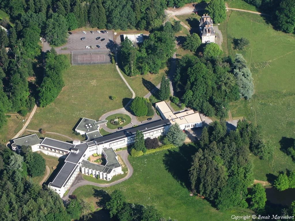 Photo aérienne de Le Bois Rignoux Loire Atlantique (44) # Bois De Chauffage Loire Atlantique
