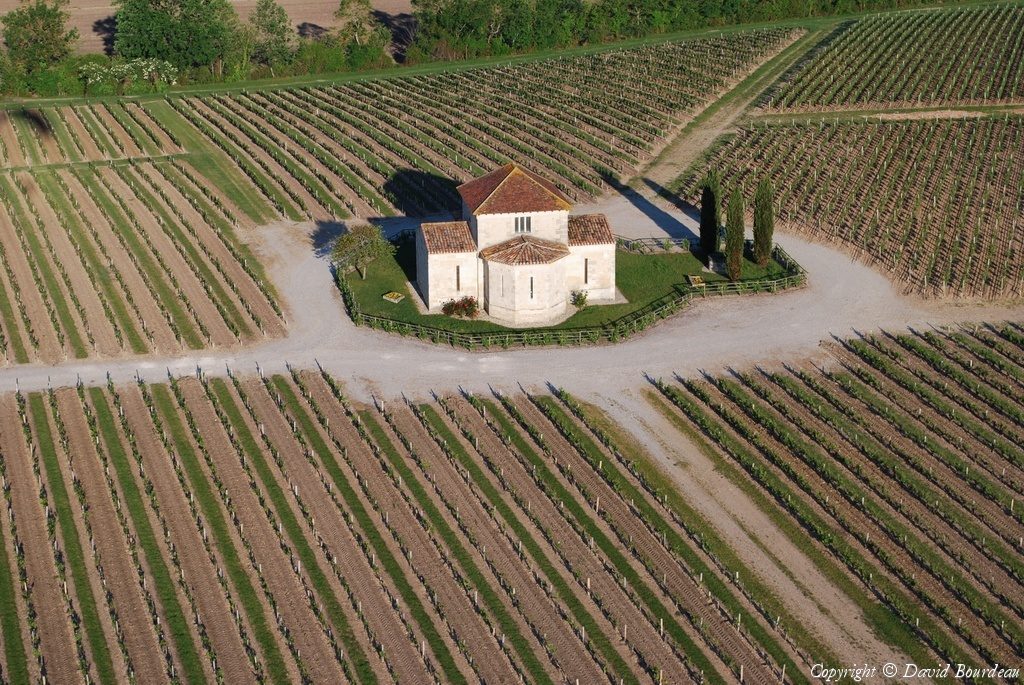 Saint-Estephe (Gironde) France  city photos : Photo aérienne de Saint Estèphe Gironde 33