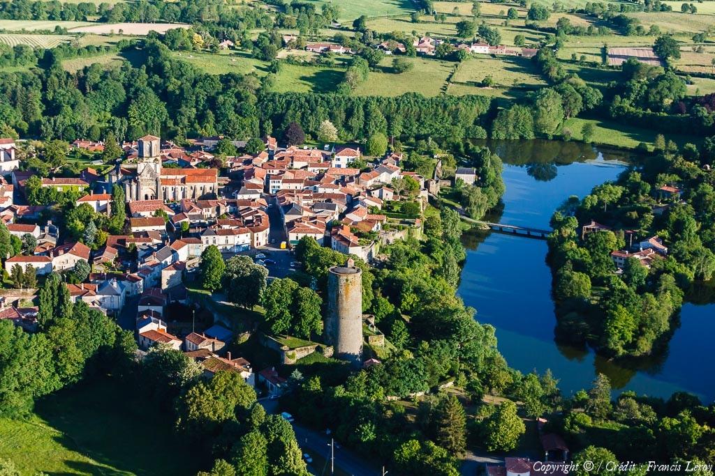 Photo a rienne de france la france vue du ciel survol de france - Office de tourisme vendee 85 ...