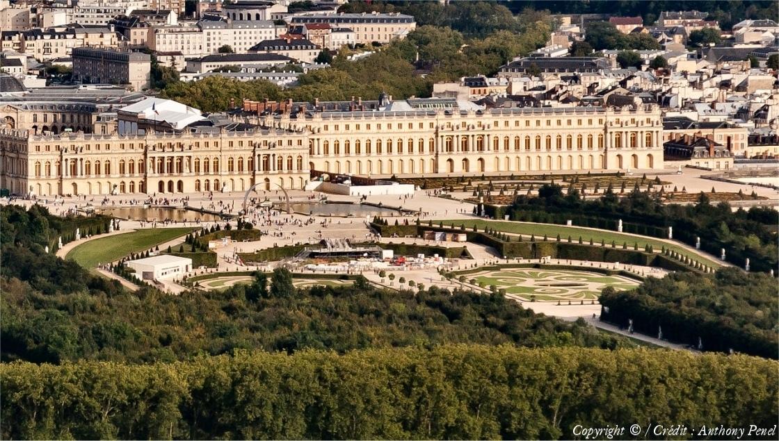 Photo a rienne de versailles yvelines 78 for Versailles yvelines