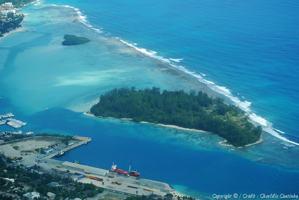 Photo a rienne de boca chica r publique dominicaine - Prise republique dominicaine ...